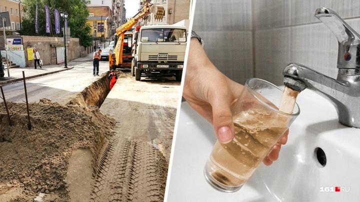 Ростовская область попала в список регионов России с самой грязной питьевой водой