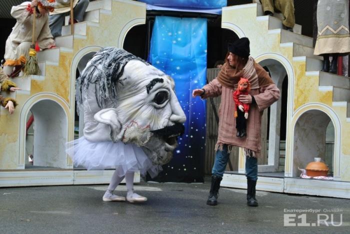 Кукольники из разных стран устроят праздник в Екатеринбурге