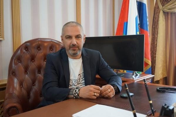 Олег Гузенко — директор и совладелец компании, занимающейся оптовой торговлей и доставкой ГСМ и топлива