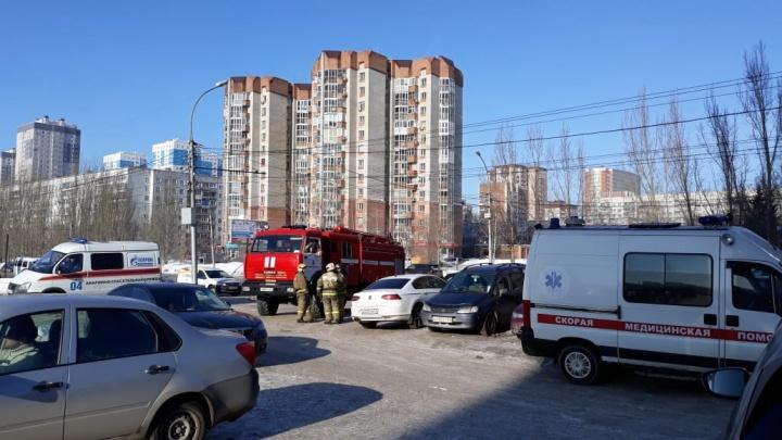 Полиция обыскала офис СГК на Фрунзе, но бомбы не нашла