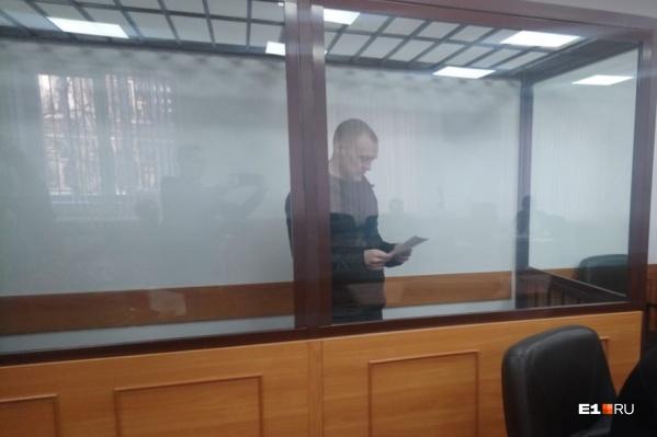 Коротков заявил, что раскаивается, и попросил о снисхождении