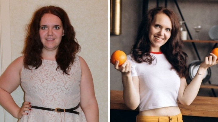«Я сдулась, как воздушный шарик»: молодая мама из Самары похудела на 50 килограмм