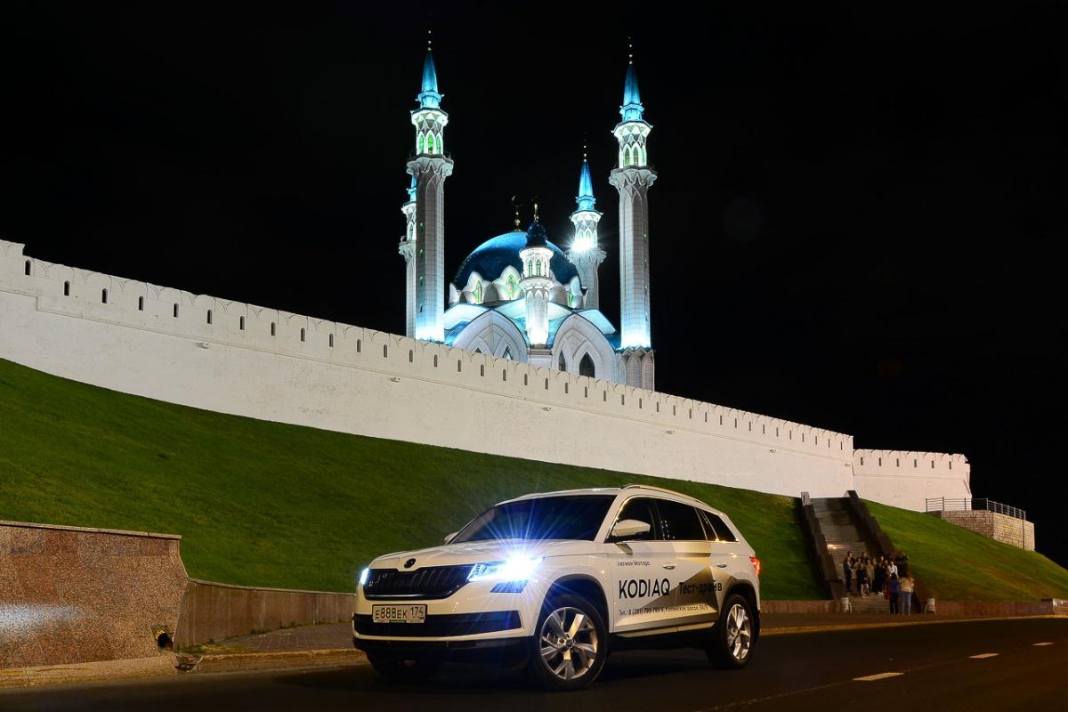 Мечеть Кул-Шариф построена к тысячелетию Казани
