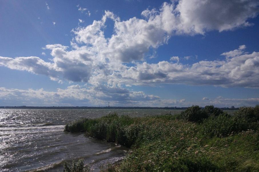 Строительство нового досугового комплекса планируется начать на берегу озера Смолино
