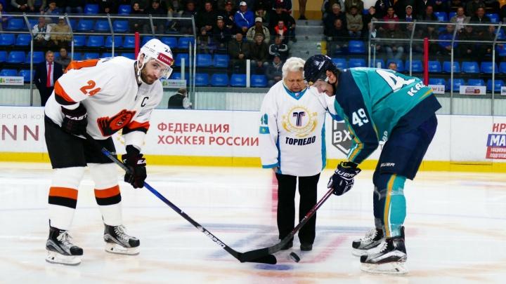 «Молот-Прикамье» проиграл «Торпедо» из Усть-Каменогорска