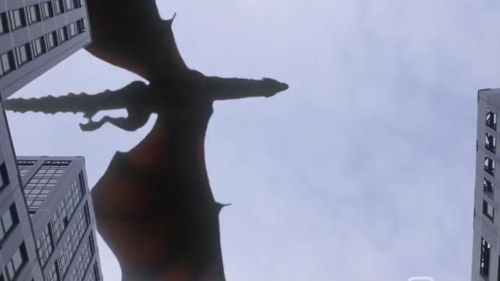 Мать драконов приземлилась в Уфе