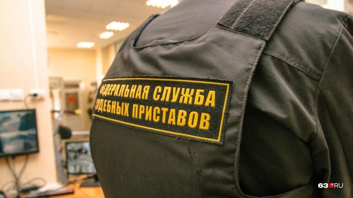 Ударил пристава: в Тольятти группа неизвестных пыталась пройти в суд по липовым документам