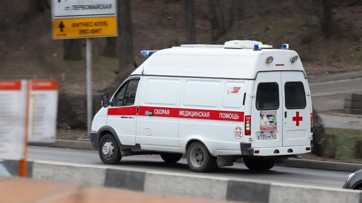 В Батайске пациент напал на фельдшера скорой помощи