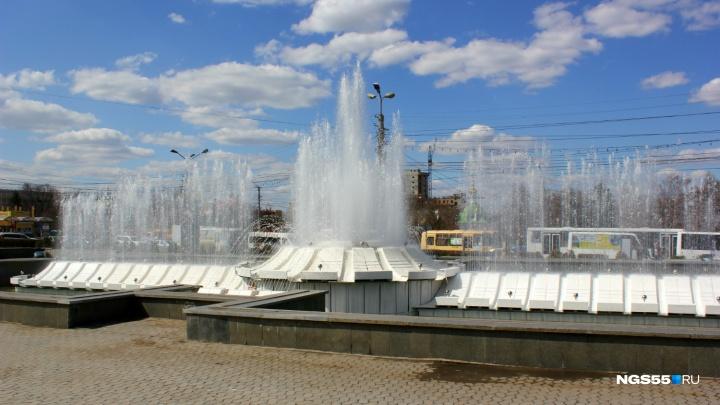 В День Победы в Омске будет стоять тридцатиградусная жара