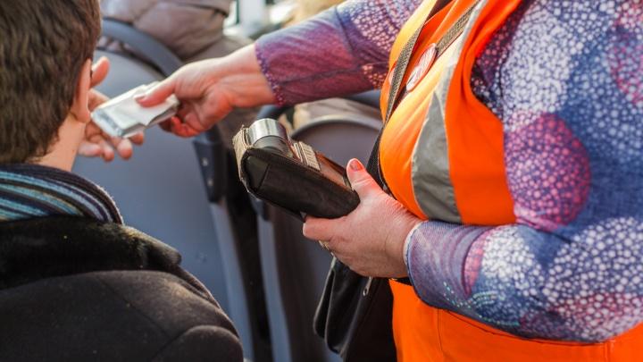 Банковские карты в автобусах и трамваях начнут принимать в 2019 году