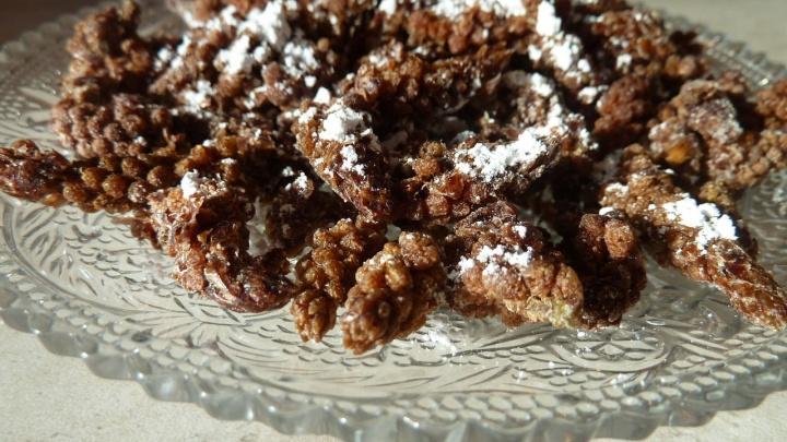 Уникальные конфеты из цветов сосны создала и запатентовала красноярская бизнес-леди