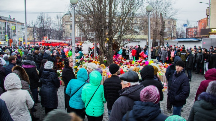Найдены тела всех погибших на пожаре в Кемерово