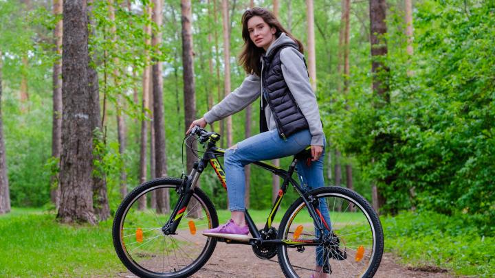 Тест-драйв на колёсах: тестируем велосипеды в Балатовском парке и на асфальте