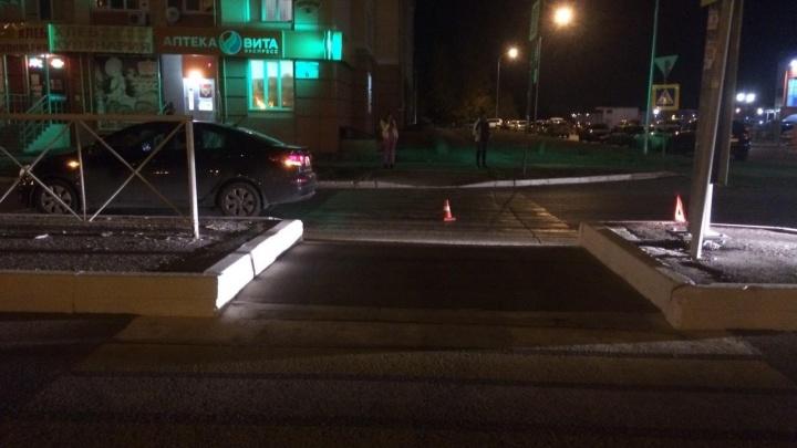 В Южном городе под колёса иномарки попал 8-летний велосипедист
