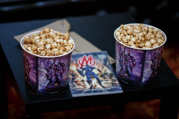 В России премьерный показ «Мстители: Финал» состоялся 29 апреля