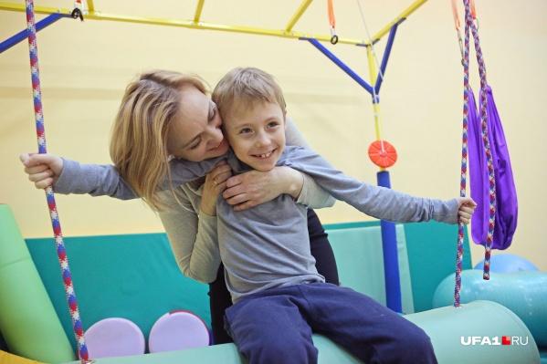В Уфе существуют общественные организации, в которых родители особых детей не останутся со своими проблемами один на один