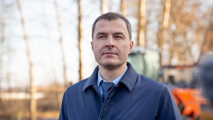Всего день в месяц: как встретиться с мэром Ярославля в декабре
