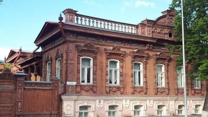 В Тюмени отреставрируют дом Буркова