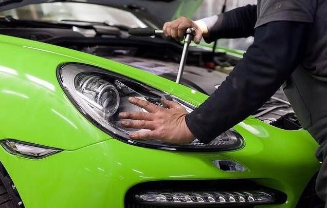 Честный кузовной ремонт от 500 рублей: акция по удалению царапин и вмятин стартовала в Екатеринбурге