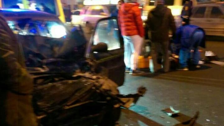 Ярославские гаишники ищут очевидцев аварии, где водитель на «Тойоте» сбил четырёх девушек