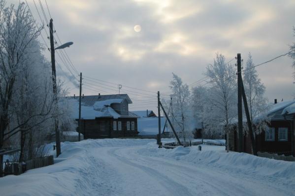 Село Дорогорское Мезенского района