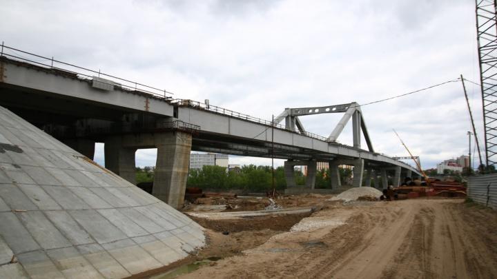 Где установят камеры на Фрунзенском мосту: список