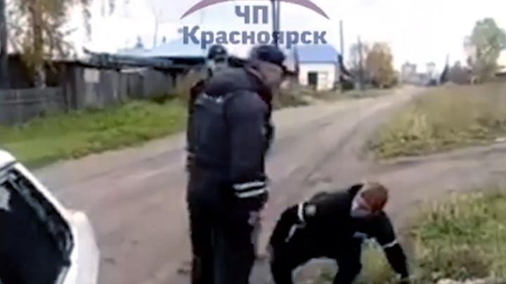 Раскрыты подробности драки полицейских с «четкими пацанчиками»