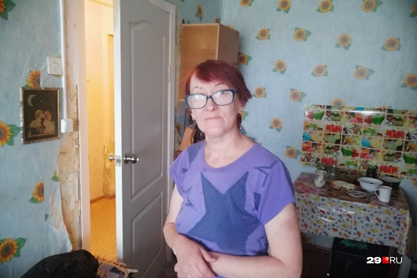 Ольга Соколова вселилась в маневренный фонд, но теперь её хотят оттуда выселить