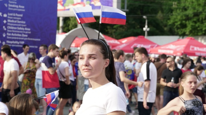 Обидное поражение, но мы в плей-офф: как ростовчане болели за Россию в сегодняшнем матче
