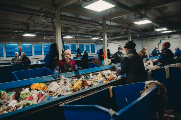 По расчетам чиновников, за годсреднестатистический житель Тюмени «производит» 276,9 килограмма мусора
