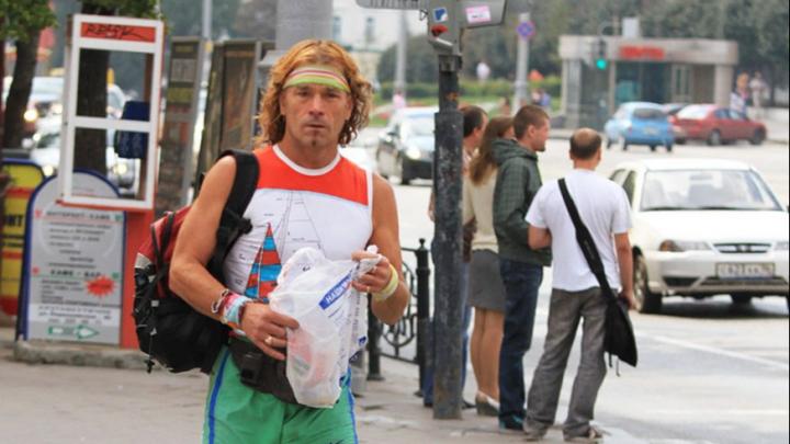 В Екатеринбурге умер легендарный Тарзан, бегавший по городу босиком. Ищем его родственников