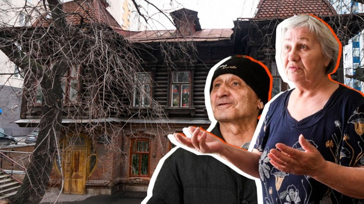«Я живу в памятнике»: история семьи из столетнего домика с башенками в центре Екатеринбурга