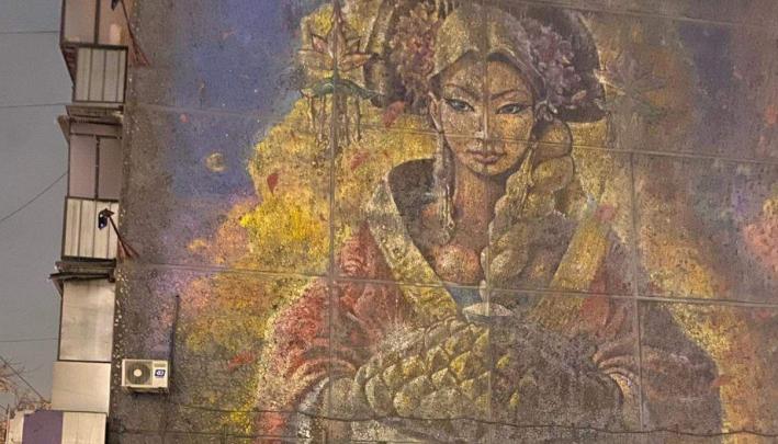 Челябинский суд поставил точку в споре о размещении рекламы на доме, где закрасили граффити
