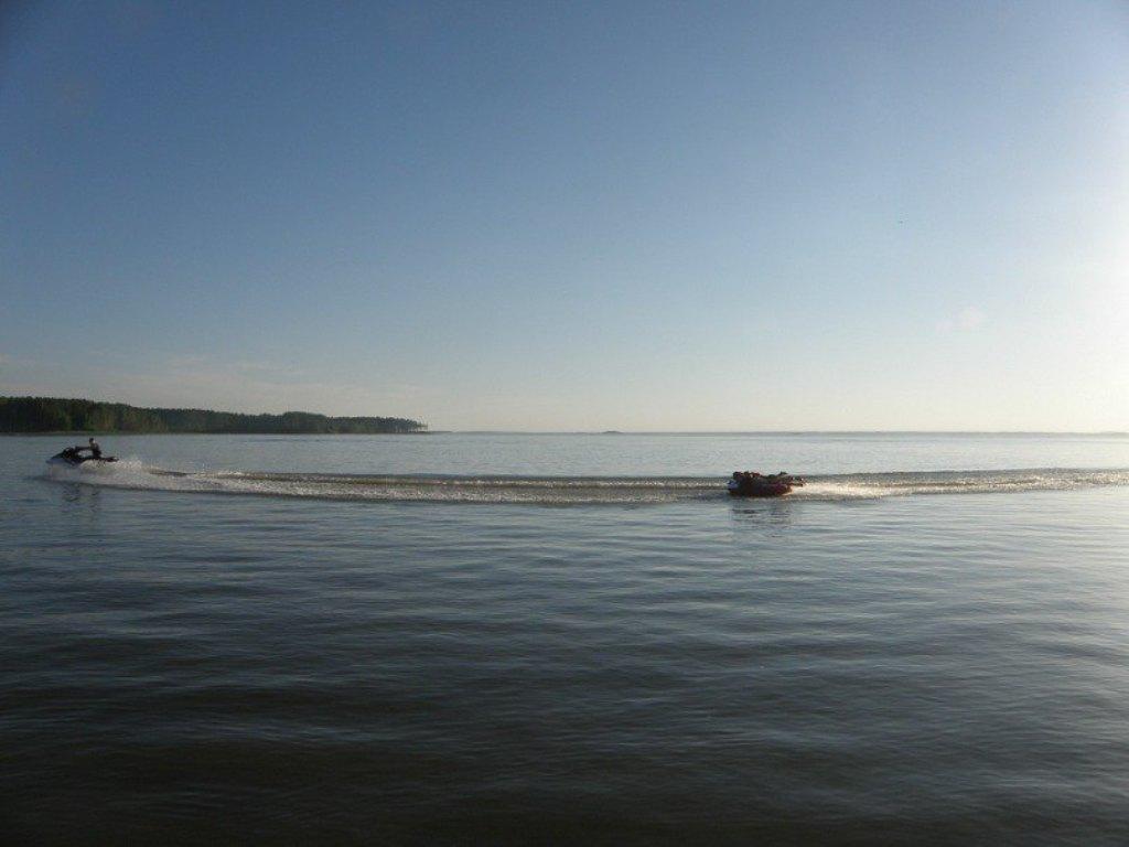 Туристам в Завьялово приходится развлекать себя самостоятельно