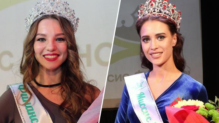 В Новосибирске выбрали самых красивых девушек, которые ворочают деньгами