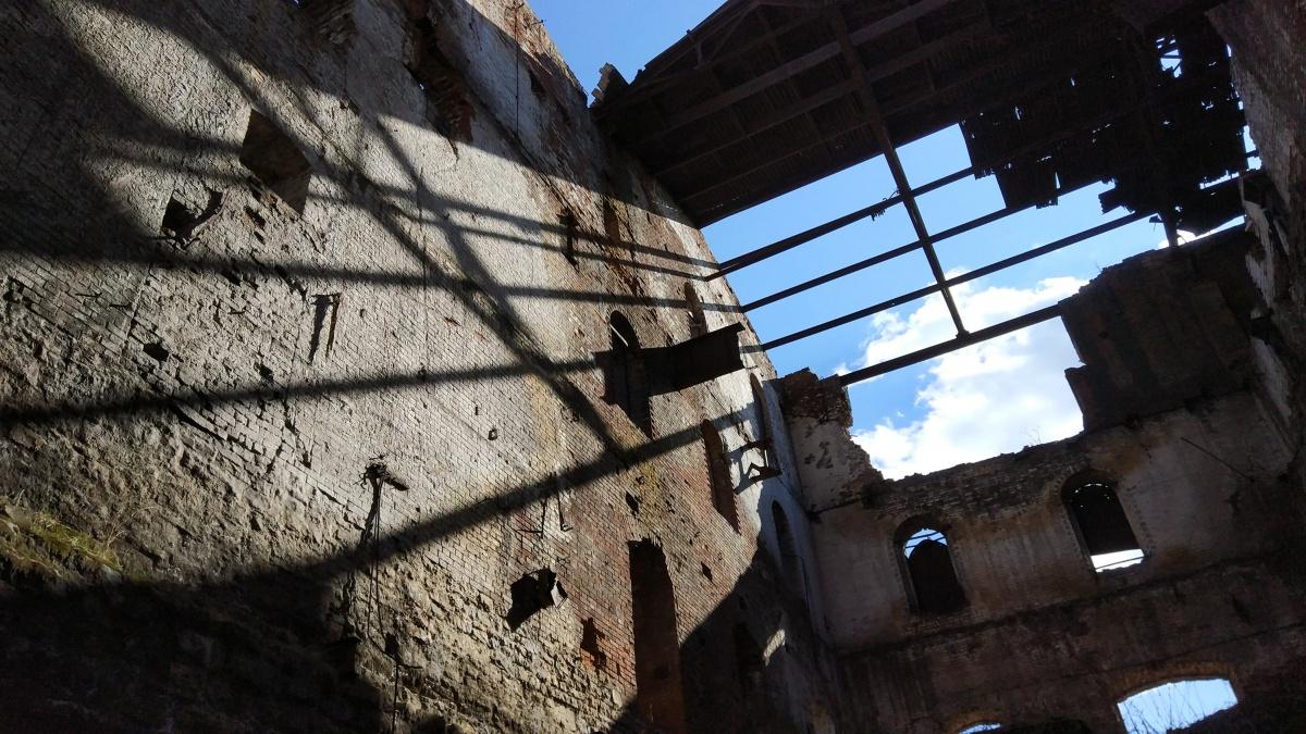 Анна Новоселова: «Самые великолепные развалины, которые я видела!»