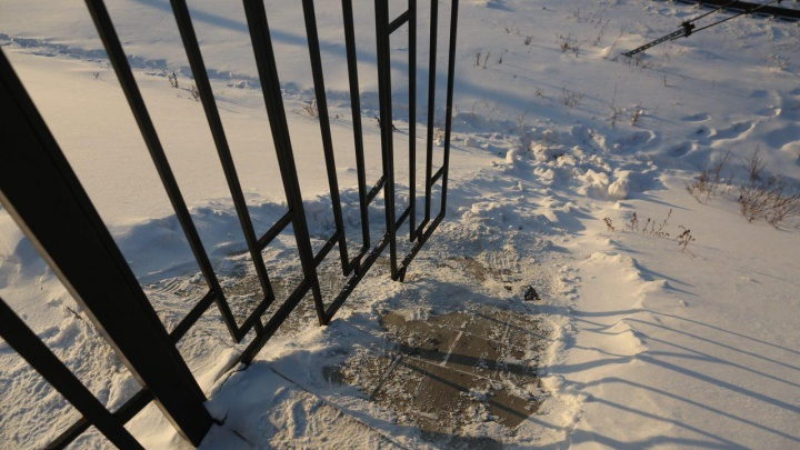 Железнодорожники объяснили забор на о.п. Центр борьбой с безбилетниками