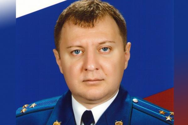 Иван Макогон работает в органах прокуратуры с 90-х годов