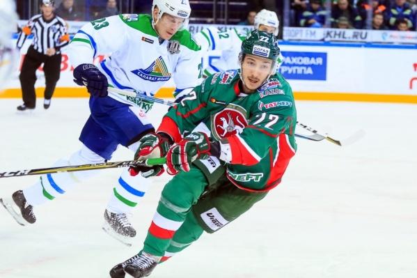 Казанцы одержали в матче победу