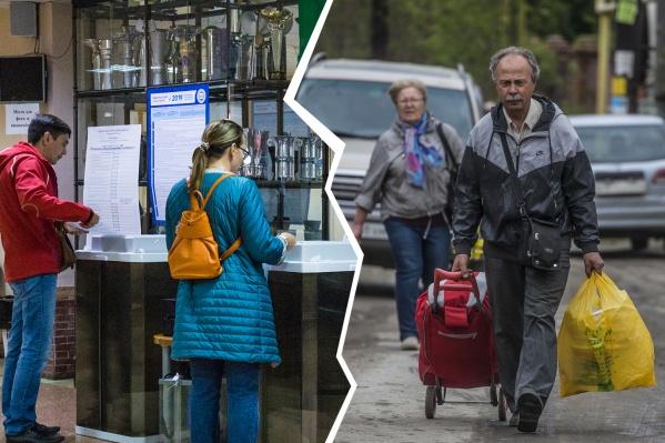 На улицах горожане признаются, что считают неудачным день для голосования в начале сентября: многие уезжают на дачи или отдыхают за городом