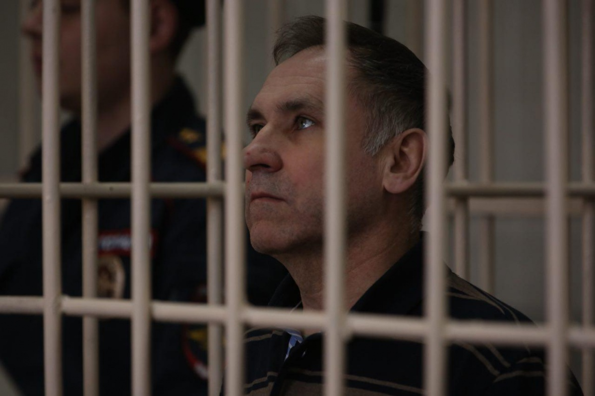 Чуплинского приговорили к пожизненному заключению в колонии особого режима