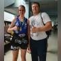 С золотом из Бангкока: челябинка выиграла первенство мира по тайскому боксу