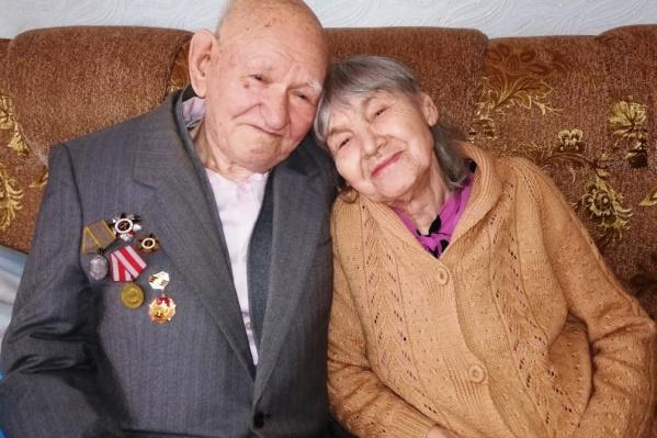 Григорий Степанович и Варвара Васильевна вместе уже 67 лет