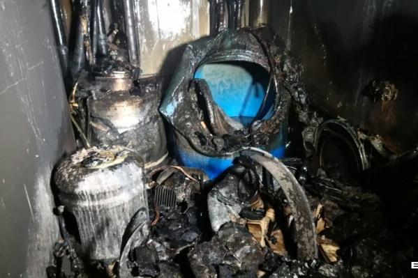 Следователи не стали озвучивать причину взрыва