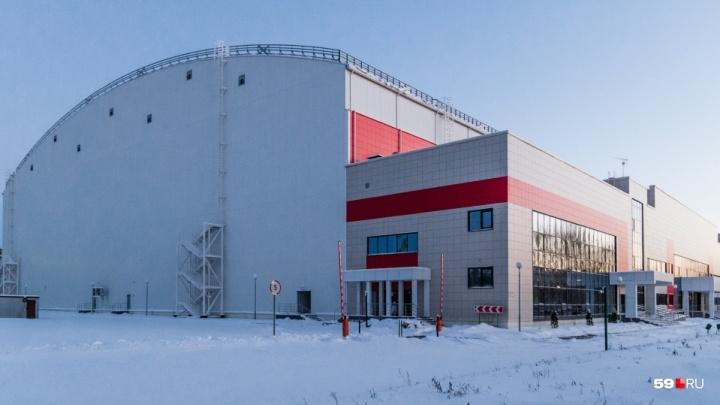 После укрепления конструкций манеж «Пермь Великая» пройдет еще одну экспертизу