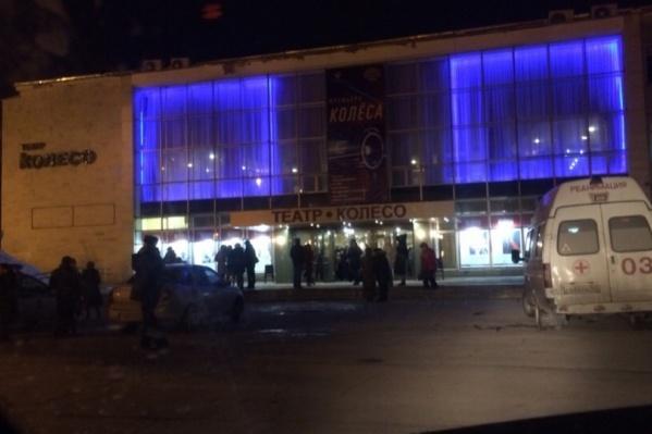 8 марта тольяттинским зрителям праздничный спектакль не дал досмотреть телефонный террорист