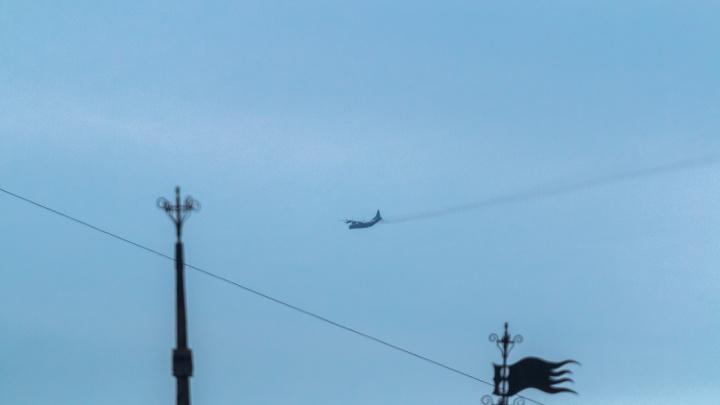 Самолет Москва — Самара совершил экстренную посадку в аэропорту Шереметьево