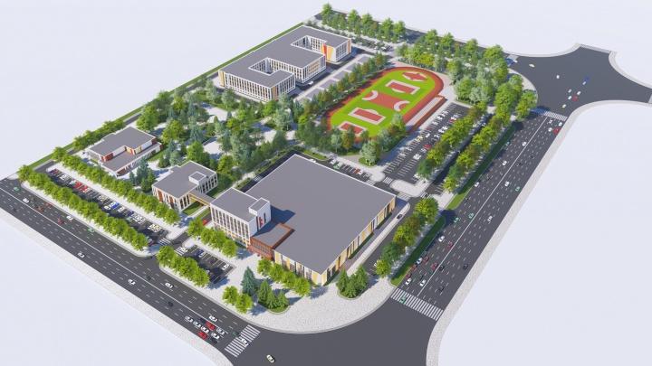 Власти Челябинской области рассказали, когда построят региональный центр по хоккею за 1,2 миллиарда
