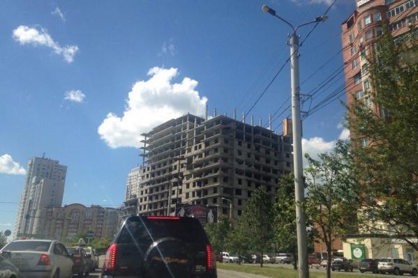 На достройку дома может потребоваться от 300 до 700 миллионов рублей