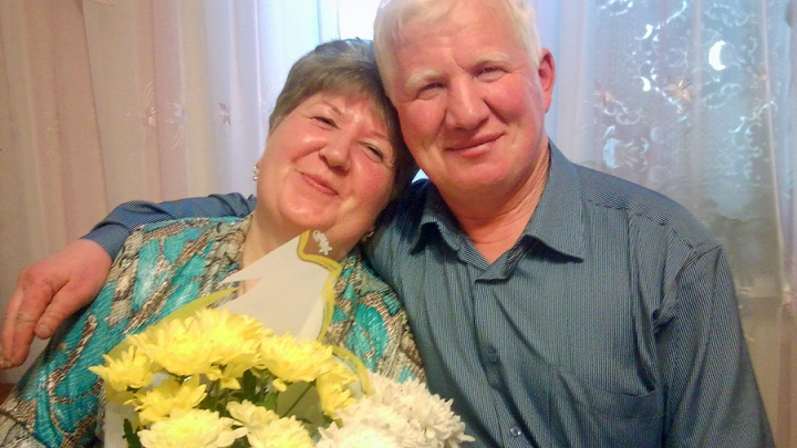 «Караулил» девять лет: пара из Челябинской области нашла друг друга благодаря почте
